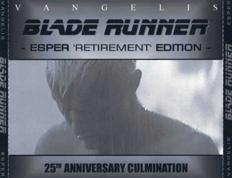 BRERE25AC - Blade Runner Esper Retirement Edition CD Case (Front)