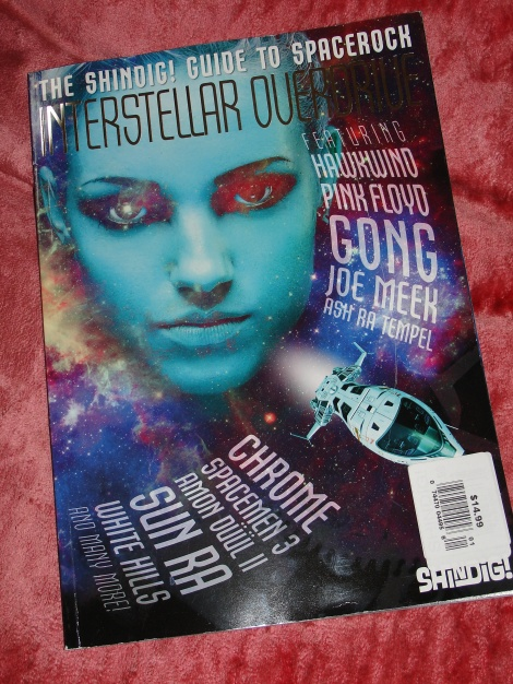 INTERSTELLAR OVERDRIVE: The Shindig! Guide to Space Rock