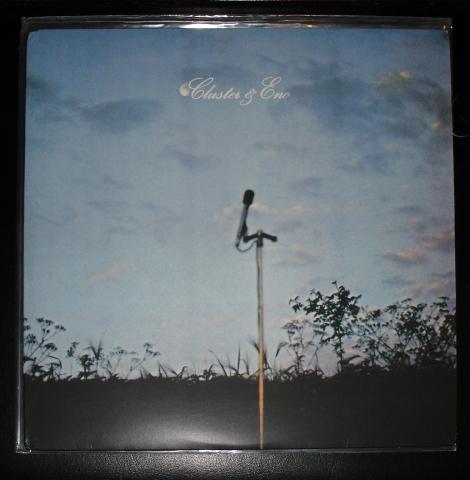 Cluster & Eno - Cluster & Eno LP