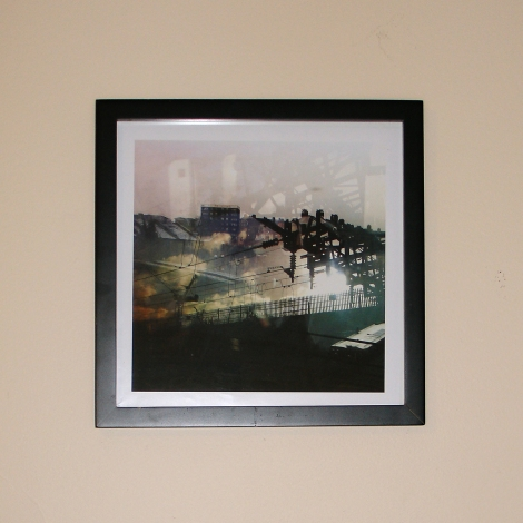 Eno & Hyde - Someday World Print