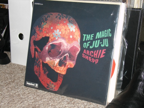 Archie Shepp - Magic of Ju-Ju