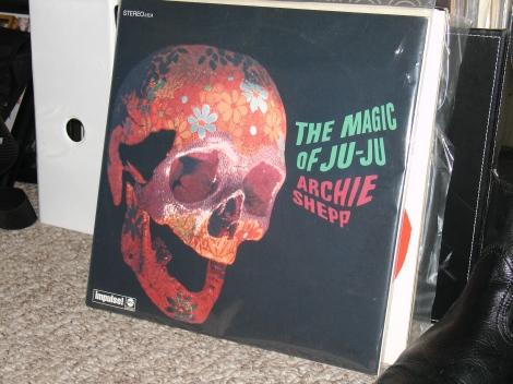 Archie Shepp - Magic of Ju-Ju