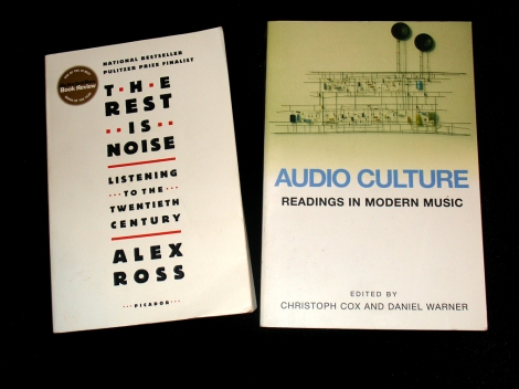 The Rest is Noise and Audio Culture