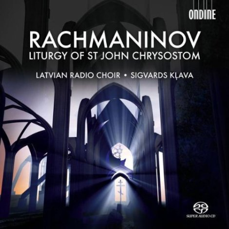 Latvian Radio Choir - The Liturgy