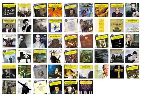 111 Years of Deutsche Grammophon Vol 1
