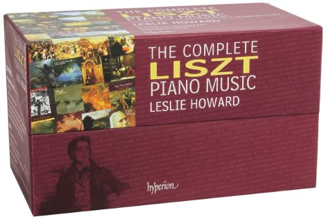 The Complete Liszt Piano Music