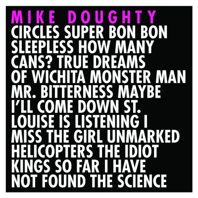 Mike-Doughty--Circles-Super-Bon-Bon-Sleepless-album-cover