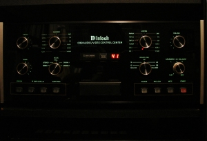 The Next Generation: My McIntosh C39 Pre-Amp (RIP 2014)