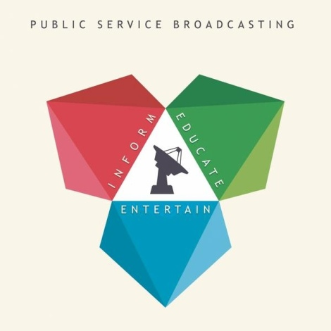 Public Service Broadcasting - Inform Educate Entertain