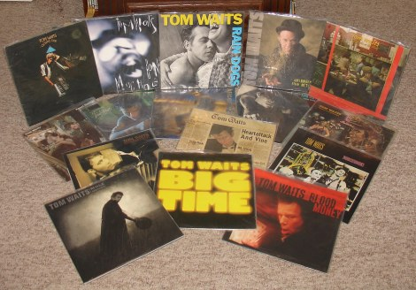 Tom Waits Collection - Albums