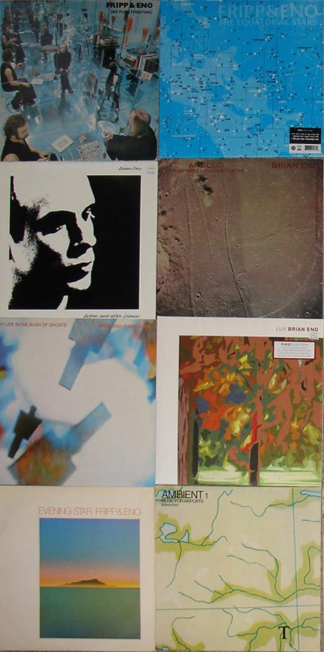 Eno Collection 1