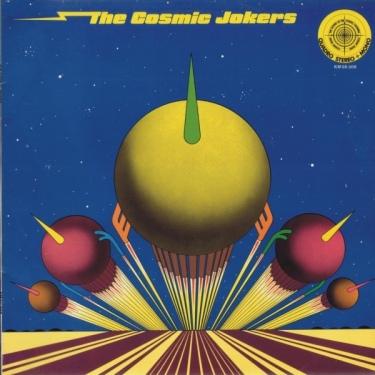 Cosmic Jokers - Cosmic Jokers