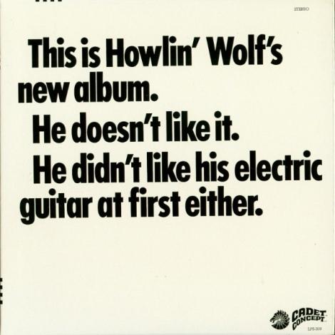 Howlin' Wolf – The Howlin' Wolf Album (1969)