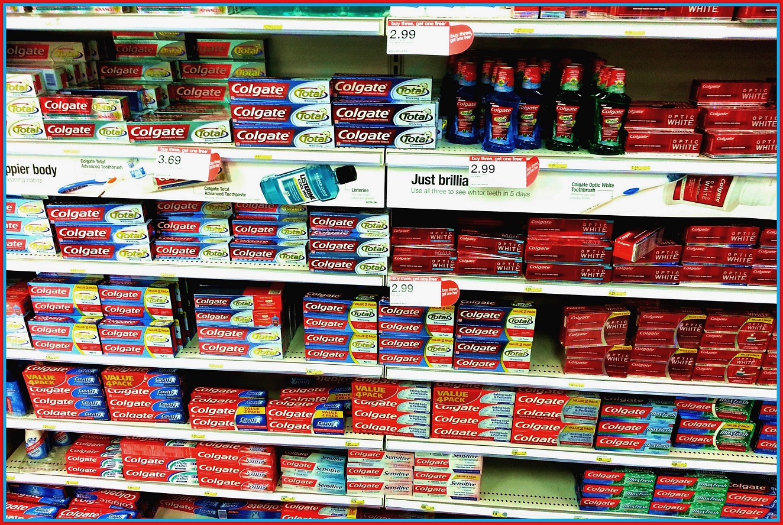 Target.Colgate Toothpaste Screenshot