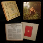 cyril-richard-alices-adventures-in-wonderland-w-clothbound-hardcover-facsimile-of-the-first-edition