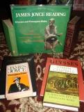 James Joyce reads Ulysses and Finnegans Wake