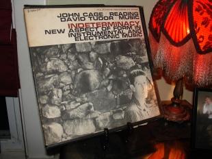 John Cage and David Tudor - Indeterminacy