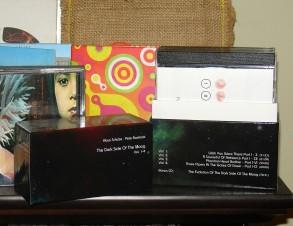 Klaus Schulze & Pete Namlook - The Dark Side of the Moog Vol 1-4