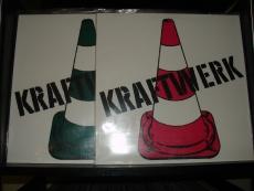 Kraftwerk I and Kraftwerk II (Crown label green and red wax)