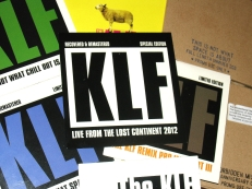 M Ward remixing and remastering The KLF - Live From the Lost Continent 2012