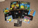 pacman-records-and-picture-discs-including-a-square-picture-disc-of-%22pacman-fever%22
