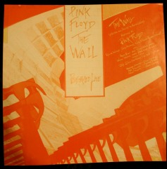 Pink Floyd - The Wall Performed Live Aug 06 1980 (Italian soundboard Bootleg)