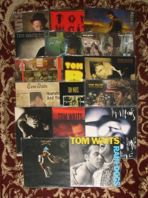 Tom Waits - A Bit of Everything