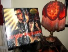 Vangelis - Blade Runner transluscent red OST