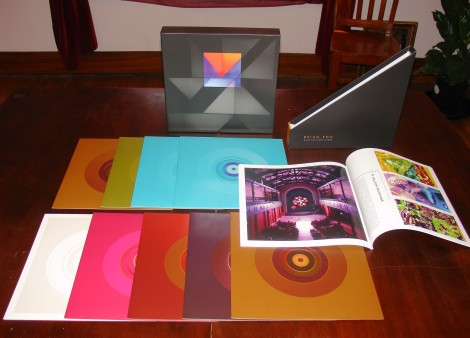 Brian Eno - Music for Installations Box Set 01