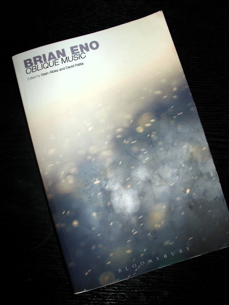 Brian Eno - Oblique Music Book