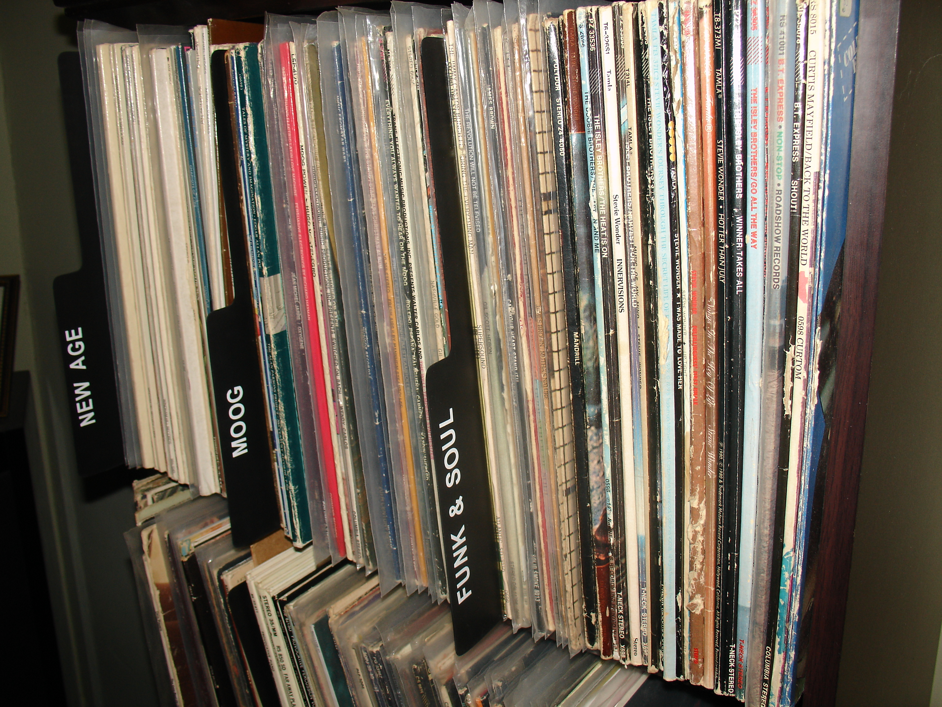 08 New Age Moog Funk & Soul