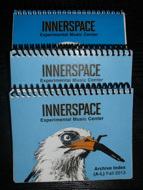 Innerspace Labs Archive Index Books 2013