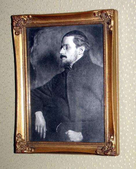 05 James Joyce Portrait Framed at Office.JPG