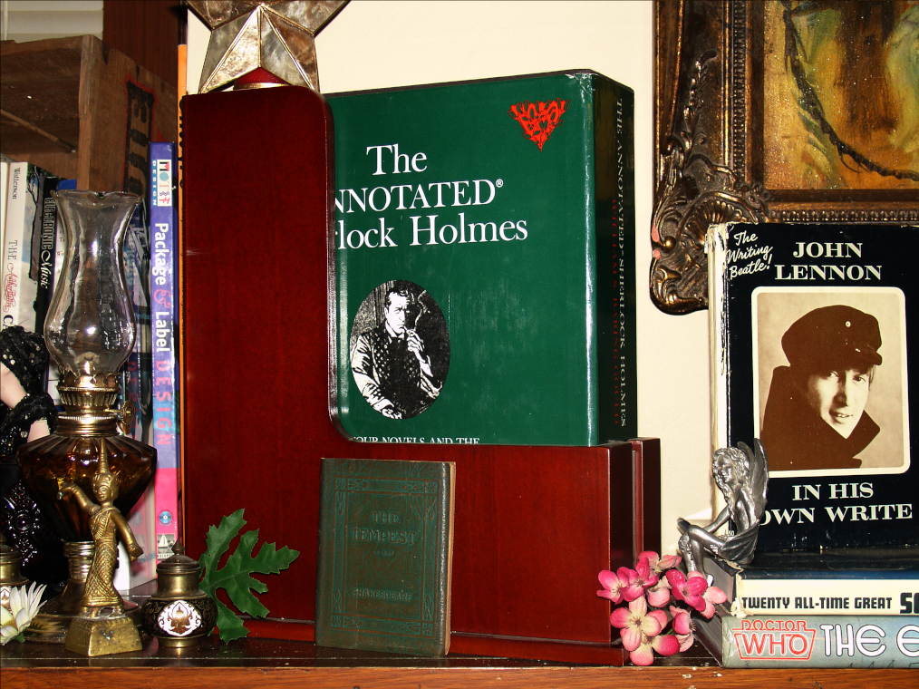 Annotated Sherlock Holmes 1of3
