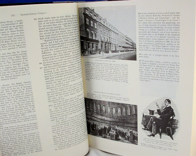 Annotated Sherlock Holmes 3of3